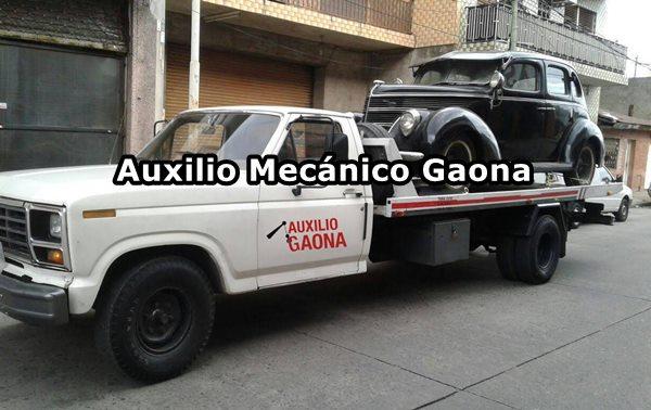 Auxilio Mecánico Gaona - Ciudadela - Buenos Aires