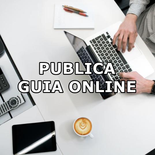 Publica tu empresa en GUIA ONLINE